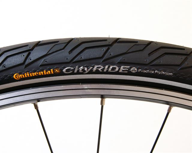 Continental Touring Plus Reflex City Touring Bike Tire Review