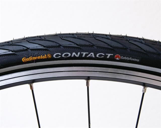 Continental SPORT CONTACT II black.//REFLEX 28-622