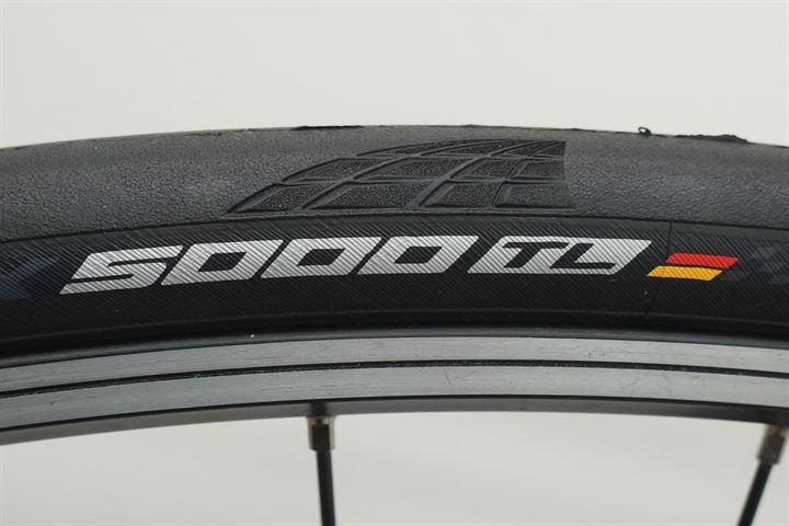 Continental Grand Prix 5000 700x25 Clincher Tire Black