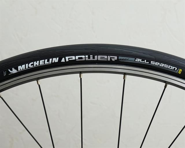 Michelin Power Endurance Tire 700x25mm  White