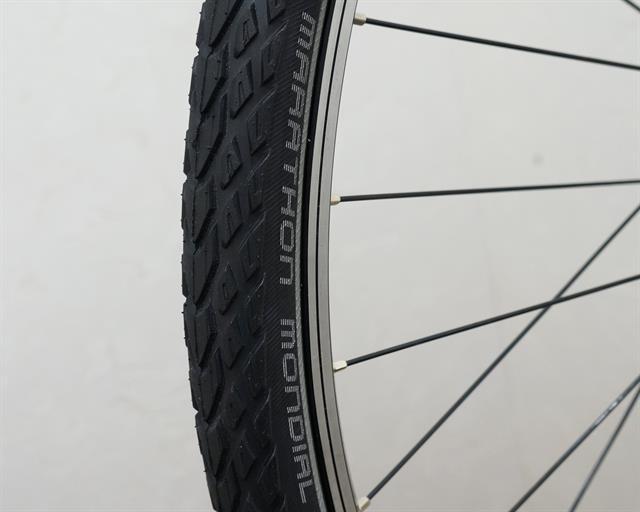 Schwalbe Marathon Mondial Evo Double Defence TravelStar Folding Tyre 28 x 2.00