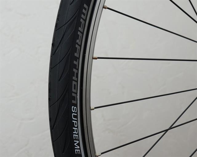 Schwalbe Marathon Supreme Evo HD-SpeedGuard LiteSkin Folding Tyre 700 x 32